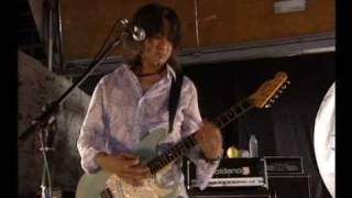 +阿部義晴 2005 in倶知安 Shinichi Yakuma(Vo.Bass) Atsuya Tachibana(...