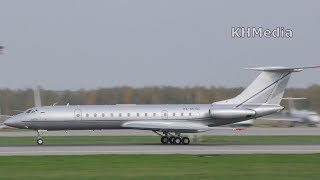 Ту-134 RA-65700 Сириус Аэро Домодедово 2016 DME Tu-134 Sirius Aero