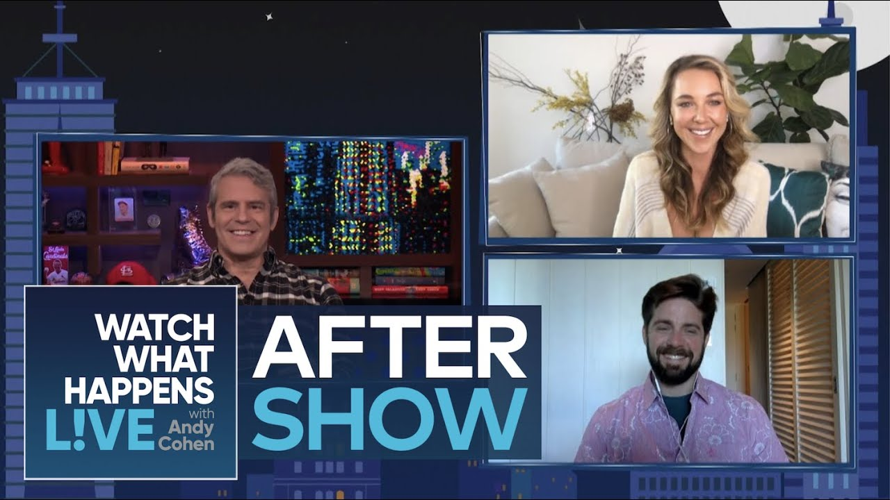 After Show: Andy Cohen Answers Fans' Questions   WWHL