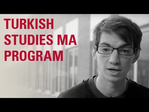Sabanci University Turkish Studies MA Program