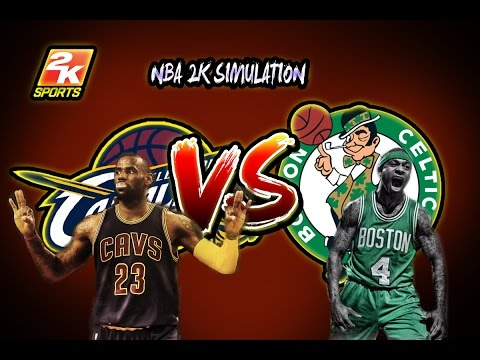 Boston Celtics vs Cleveland Cavaliers - Full game | March 1, 2017 | Season 2016-17 | NBA 2K17