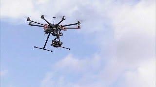 Portugal: `Drones` a voar demasiado perto dos aviões