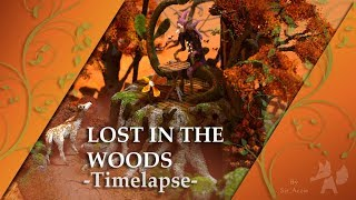 [Minecraft Timelapse!] Gnome: Lost in the woods By Sir Arzey