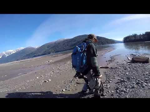 Swift Creek Agate hunting