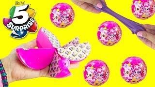 Zuru 5 Surprise Ball Unboxing 5 Surprises Toys Blind Bag Review