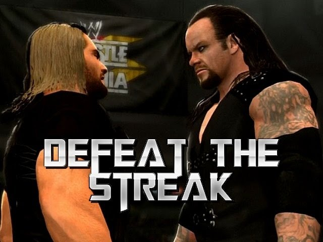 WWE 2K14: How to Beat The Undertaker - Defeat The Streak Travel Video