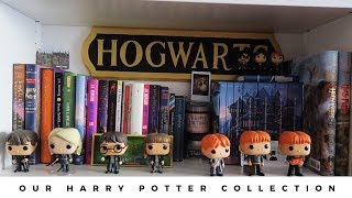 Our Harry Potter Collection