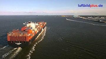 cuxhaven-webcam.de  -   Schiffe gucken in Cuxhaven