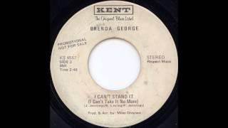 Brenda George - I Can