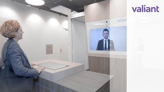 Digital Banking – Valiant eröffnet modernste Geschäftsstellen