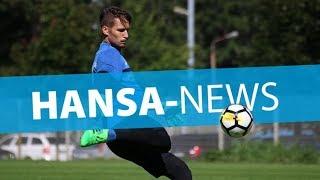 Hansa-News vor dem 3. Spieltag