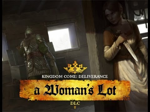 Kingdom Come: Deliverance - A Woman's Lot. ч3. Финал истории Терезы