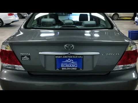 2005 Toyota Camry STD In Grand Junction, CO 81505