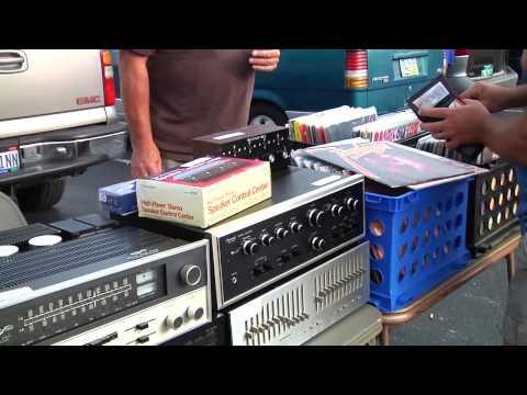 2014 Midwest Audiofest Tent Sale & Vintage Audio Swap