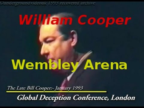 William Cooper - Wembley Arena Speech - Unmasking The Luciferian Conspiracy