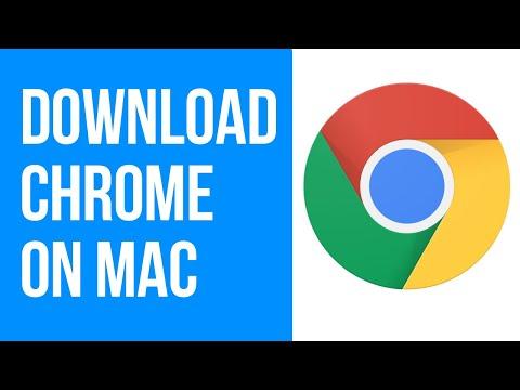 How To Download Google Chrome On Mac In 2020   Install Chrome On MacBook, IMac, Mac Mini, Mac Pro