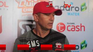Post Match Press Conference Madura United dan Persela Suramadu Super Cup 2018