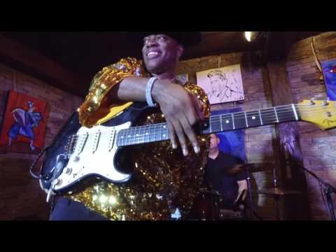 Carvin Jones Band w HRP Pamela 12.09.2016