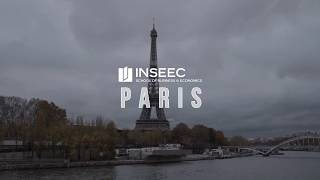 Inseec - Campus Paris