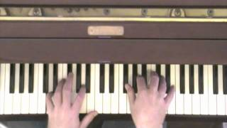 Rocky Raccoon - Beatles Piano Tutorial