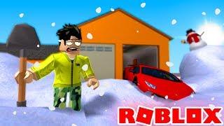 SICK LOT DE SNOW EN ROBLOX