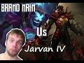 Diamond Brand Main Vs J4?! New Meta? or New Failure? - Live Brand Gameplay with commentary