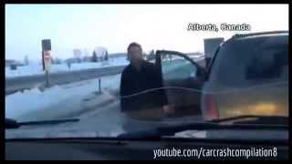 North America Car Crash Compilation 2015