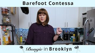 Barefoot Contessa (PARODY)  - Bougie In Brooklyn - Ep1 - Bacon, Egg, and Cheese