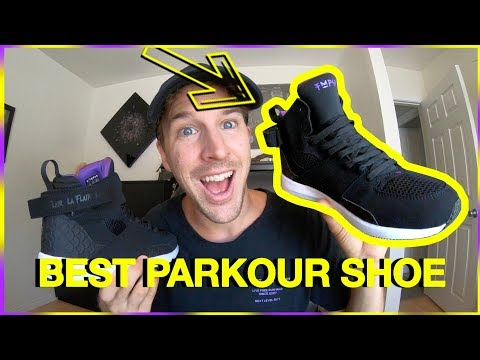 Best Shoes For Parkour & WHY