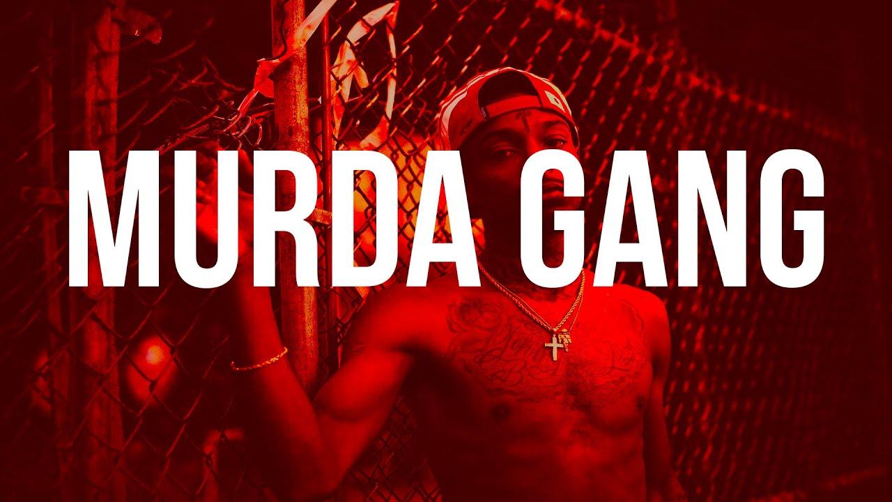 """21 Savage X Zaytoven X DJ Plugg Type Beat """"Murda Gang"""