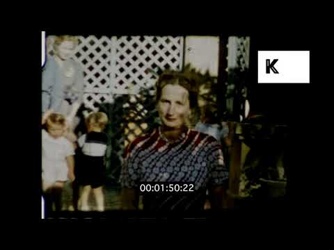 family-on-holiday-in-pakistan-1955,-home-movies