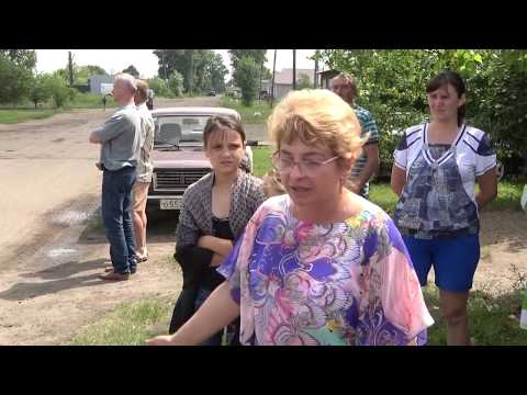 правда о приезде губернатора к пострадавшим с соседнего Района