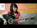 Avril Lavigne - Mobile (acoustic cover KYN) + Lyrics + Chords