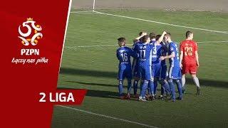 2. Liga: Bramki z 26. kolejki (2018/19)