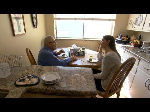Forgiveness unites Holocaust survivor with unlikely roommate