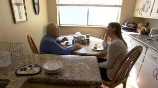 Forgiveness unites Holocaust survivor with unlikely roommate
