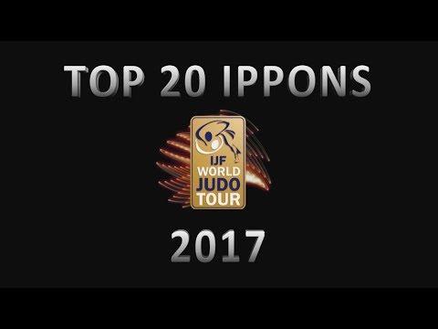 TOP 20 IPPONS WORLD JUDO TOUR 2017