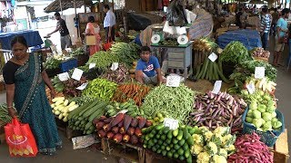 FOSE Market Colombo Sri Lanka #fruits #vegetables