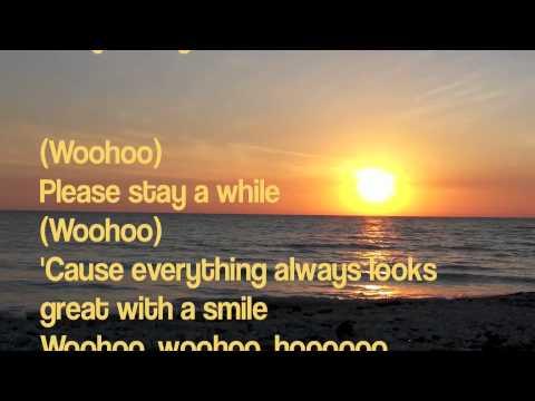 Think Positive (Original Song) Lyric Video By Luke Britnell @Luke Britnell