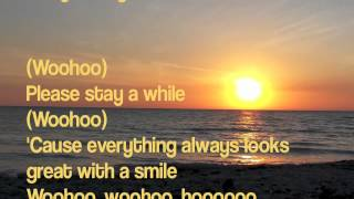 Think Positive (Original Song) Lyric Video By Luke Britnell @Luke Britnell