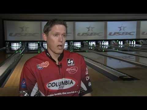 USBC Sport Bowling Tips:  Breaking Down an Oil Pattern with Chris Barnes