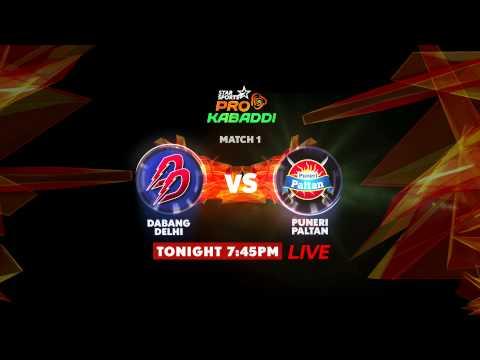 25th Aug: Dabang Delhi Vs Puneri Paltans & Bengaluru Bulls Vs Patna Pirates