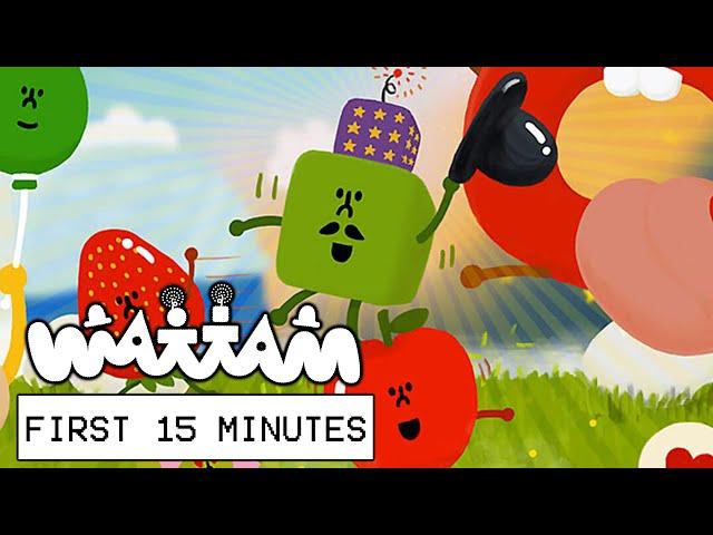 Wattam First 15 Minutes Of Gameplay