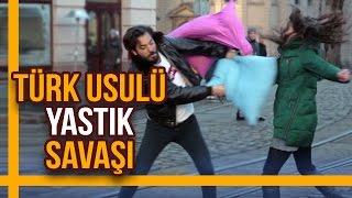 Türk Usulü Yastık Savaşı - Hayrettin