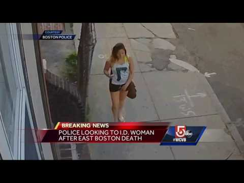 Woman sought in East Boston death