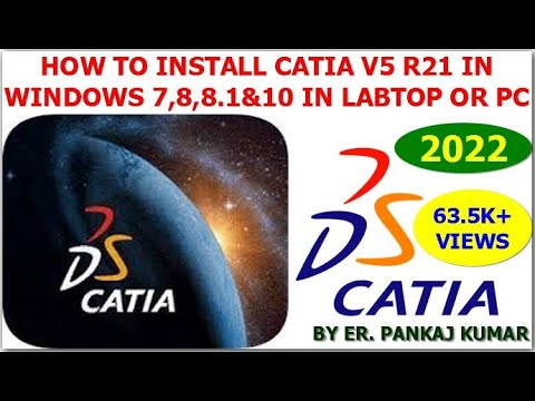 HOW TO INSTALL CATIA V5R20 IN WINDOWS - PakVim net HD Vdieos Portal