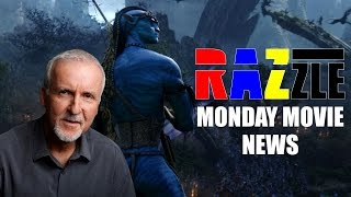 Avatar 2 Release Pushed out of 2018 - RAZZLE MONDAY MOVIE NEWS