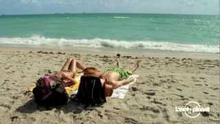 Miami Beach - Lonely Planet travel video(Miami combines terrific art, food and nightlife with sun, sea and sand straight out of a holiday commercial. Visit http://www.lonelyplanet.com/usa/miami for more ..., 2012-01-18T22:25:40.000Z)
