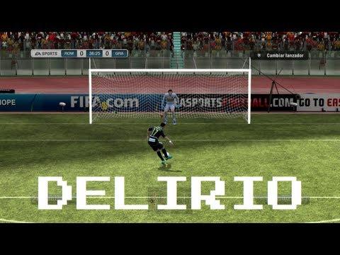 FIFA 12 - El partido del delirio