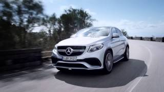 Mercedes: The All-New Mercedes-AMG GLE63 Coupe Teaser